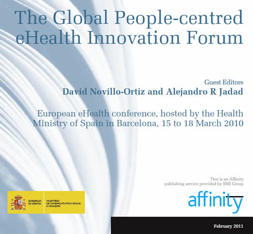 The Global People-centred eHealth Innovation Forum